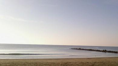 wave report FR, Palavas-les-Flots - Rive Droite (34) du 2008-01-25 12:00:00