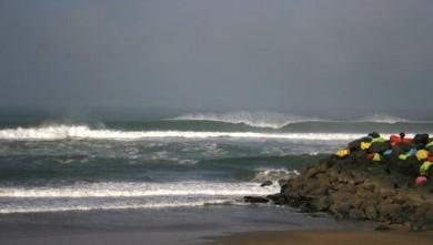 wave report FR, Anglet Sables d'Or (64) du 2008-01-26 12:00:00