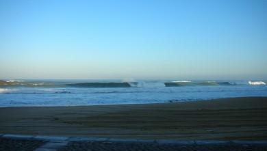wave report FR, Biarritz - Grande Plage (64) du 2008-01-27 12:00:00