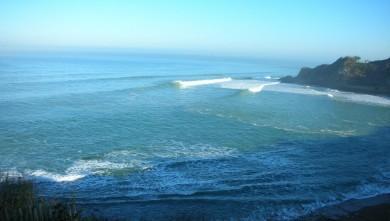 wave report FR, Lafiténia (64) du 2008-01-27 12:00:00