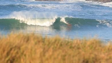 Surf report FR, Quiberon - Port Blanc (56) du 2008-01-27 12:00:00