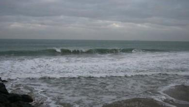 Surf report FR, Anglet Sables d'Or (64) du 2008-01-29 12:00:00