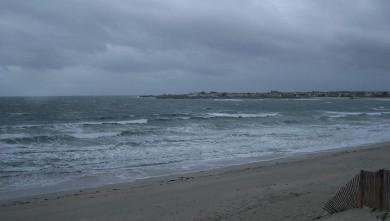 Surf report FR, Sables Blancs (Loctudy) (29) du 2008-01-31 12:00:00