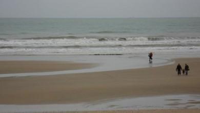 Surf report FR, Le Menhir (14) du 2008-02-01 12:00:00