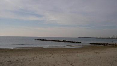Surf report FR, Palavas-les-Flots - Rive Droite (34) du 2008-02-01 12:00:00