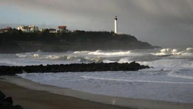 Surf report FR, Anglet Sables d'Or (64) du 2008-02-02 12:00:00