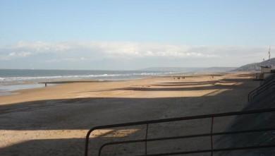 Surf report FR, Le Menhir (14) du 2008-02-02 12:00:00