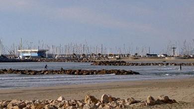 Surf report FR, Palavas-les-Flots - Rive Droite (34) du 2008-02-02 12:00:00