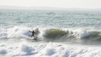 Surf report FR, Quiberon - Port Blanc (56) du 2008-02-02 12:00:00