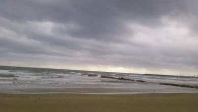 Surf report FR, Palavas-les-Flots - Rive Droite (34) du 2008-02-03 12:00:00