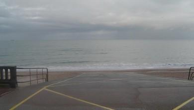 Surf report FR, Le Menhir (14) du 2008-02-04 12:00:00