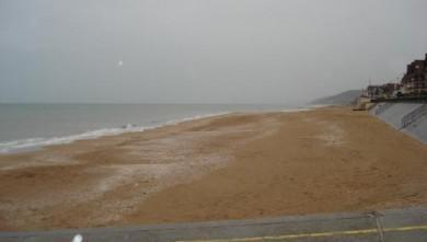 Surf report FR, Le Menhir (14) du 2008-02-05 12:00:00