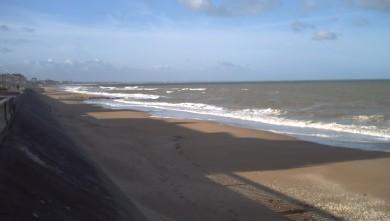 Surf report FR, Le Menhir (14) du 2008-02-06 12:00:00