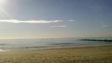 Surf report FR, Palavas-les-Flots - Rive Droite (34) du 2008-02-06 12:00:00