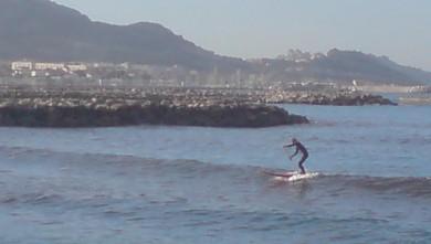 Surf report FR, Le Prado (13) du 2008-02-07 12:00:00