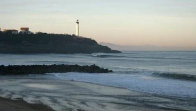 Surf report FR, Anglet VVF (64) du 2008-02-08 12:00:00