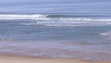 Surf report FR, Vieux Boucau (40) du 2008-02-08 12:00:00