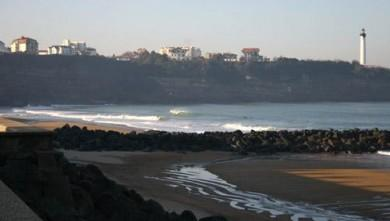 Surf report FR, Anglet VVF (64) du 2008-02-09 12:00:00