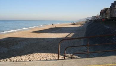 Surf report FR, Le Menhir (14) du 2008-02-10 12:00:00