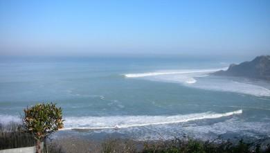 Surf report FR, Lafiténia (64) du 2008-02-11 12:00:00