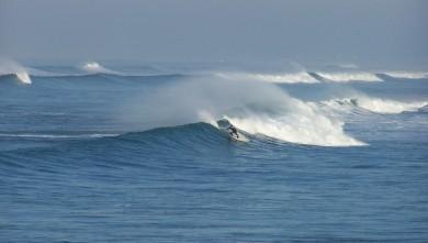 Surf report FR, La Torche (29) du 2008-02-11 12:00:00