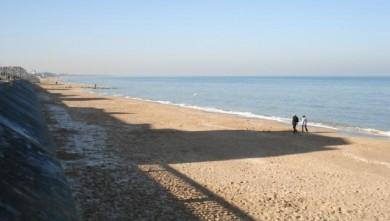 Surf report FR, Le Menhir (14) du 2008-02-11 12:00:00