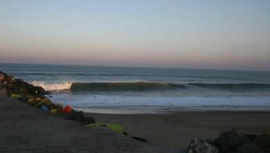 Surf report FR, Anglet Sables d'Or (64) du 2008-02-12 12:00:00