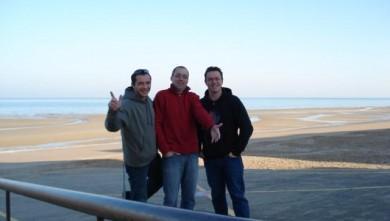 Surf report FR, Le Menhir (14) du 2008-02-12 12:00:00