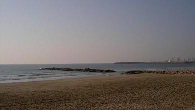 Surf report FR, Palavas-les-Flots - Rive Droite (34) du 2008-02-13 12:00:00