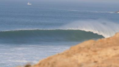 Surf report FR, Quiberon - Port Blanc (56) du 2008-02-13 12:00:00