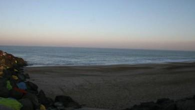 Surf report FR, Anglet Sables d'Or (64) du 2008-02-14 12:00:00