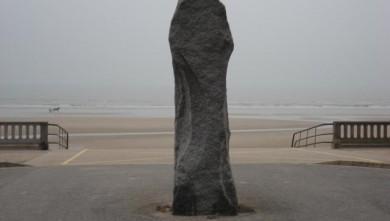 Surf report FR, Le Menhir (14) du 2008-02-15 12:00:00
