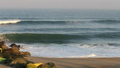 Surf report FR, Anglet Sables d'Or (64) du 2008-02-16 12:00:00