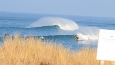 wave report FR, La Torche (29) du 2008-02-16 12:00:00