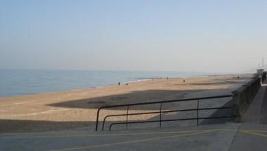 Surf report FR, Le Menhir (14) du 2008-02-18 12:00:00