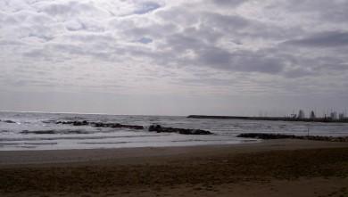 Surf report FR, Palavas-les-Flots - Rive Droite (34) du 2008-02-18 12:00:00
