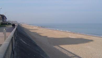 Surf report FR, Le Menhir (14) du 2008-02-19 12:00:00