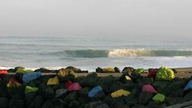 Surf report FR, Anglet Sables d'Or (64) du 2008-02-22 12:00:00