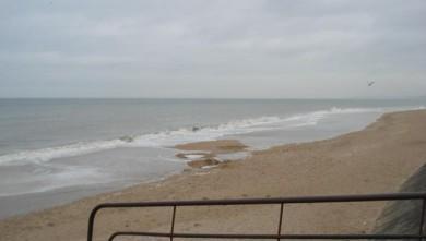 Surf report FR, Le Menhir (14) du 2008-02-22 12:00:00