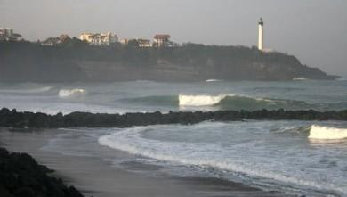 Surf report FR, Anglet VVF (64) du 2008-02-26 12:00:00