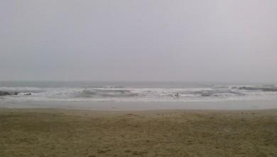 Surf report FR, Palavas-les-Flots - Rive Droite (34) du 2008-02-26 12:00:00