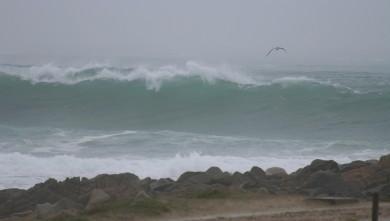 Surf report FR, La Torche (29) du 2008-02-27 12:00:00