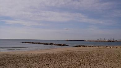 wave report FR, Palavas-les-Flots - Rive Droite (34) du 2008-02-27 12:00:00