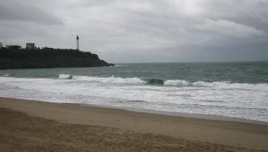 Surf report FR, Anglet VVF (64) du 2008-03-01 12:00:00