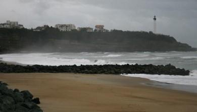 Surf report FR, Anglet VVF (64) du 2008-03-08 12:00:00