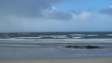 Surf report FR, Sables Blancs (Loctudy) (29) du 2008-03-10 12:00:00