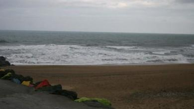 Surf report FR, Anglet Sables d'Or (64) du 2008-03-18 12:00:00
