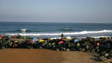 wave report FR, Anglet Sables d'Or (64) du 2008-03-19 12:00:00