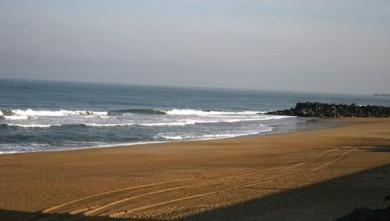 wave report FR, Anglet Sables d'Or (64) du 2008-03-20 12:00:00