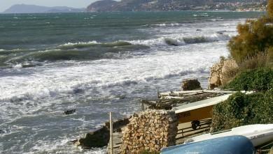 Surf report FR, L'Almanarre (83) du 2008-03-21 12:00:00